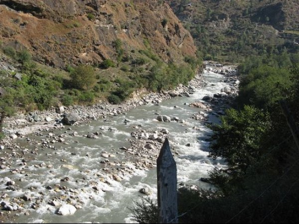 Manali photos, Beas Kund - Beas River