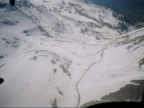 Manali photos, Rohtang Pass - Located on the Leh