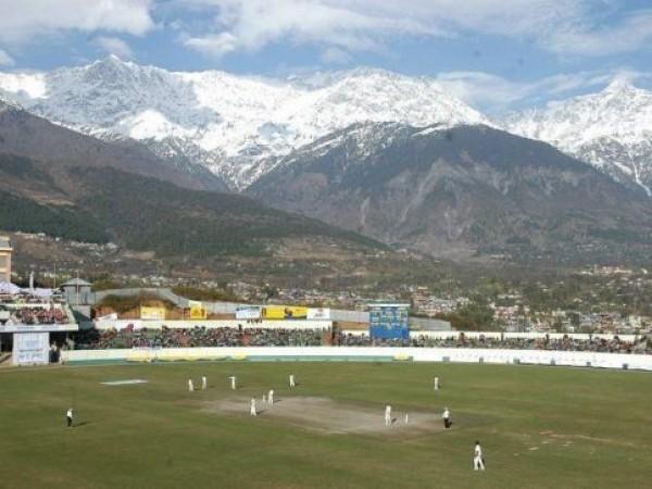 Dharmashala photos, Dharamshala Cricket Stadium
