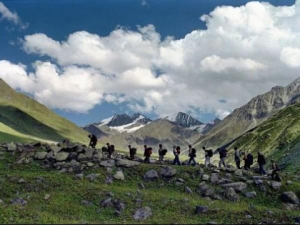 Palampur photos, Trekking