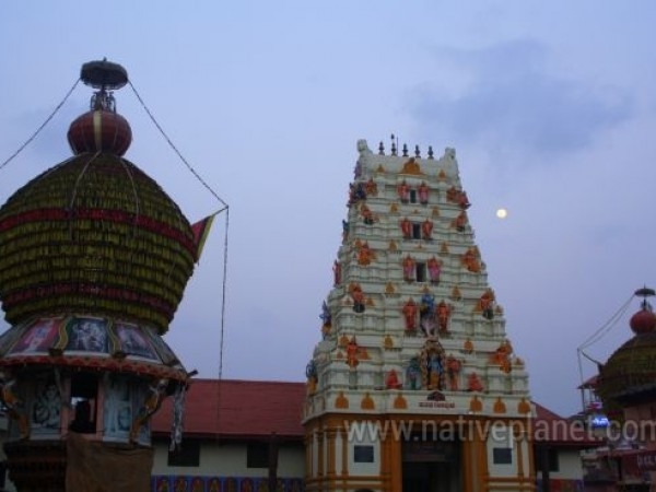 Udupi photos, Sri Krishna Temple Udpi