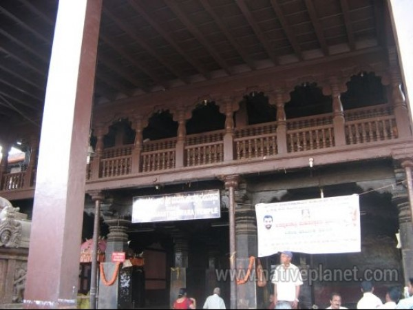 Udupi photos, Ananteshwar Temple - Exclaming antiquity !
