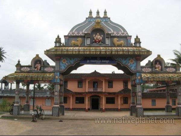 Udupi photos, Saligrama - Narasimha Temple - Narasimha Temple, Udupi