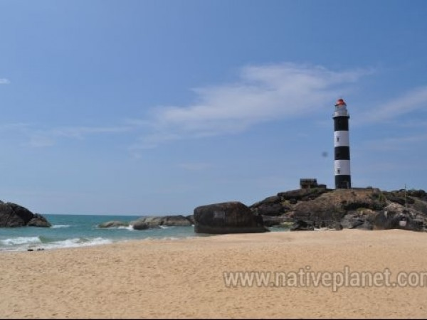Udupi photos, Kaup Beach - Light House