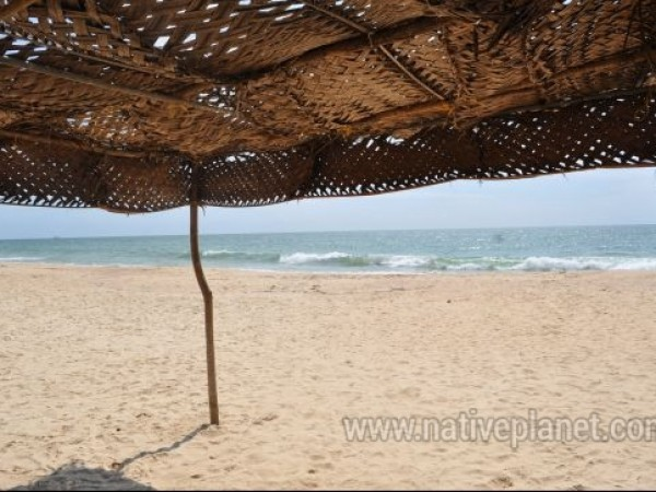 Udupi photos, Kaup Beach - Beach View
