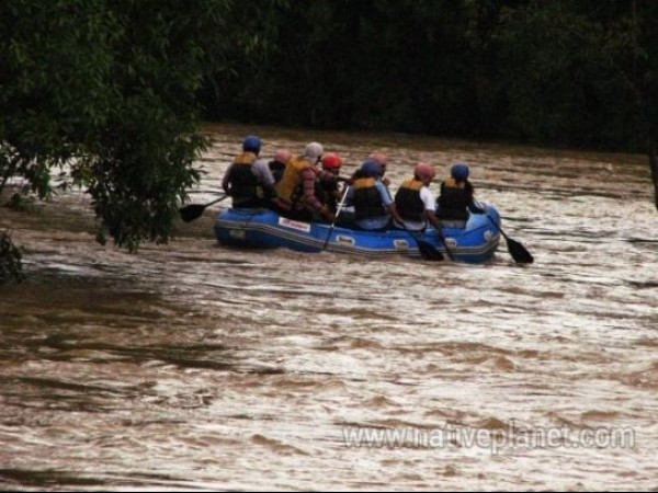 Kolar photos, River Rafting