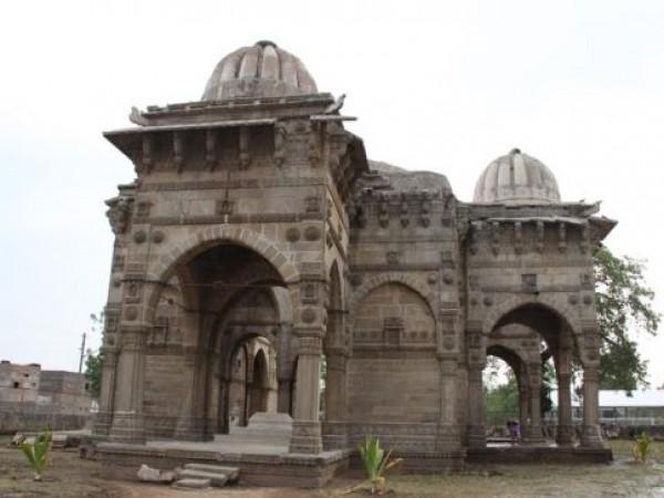 Champaner photos, Sikander Shah's Tomb - Tomb of Sikander Shah