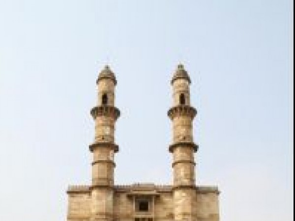 Champaner photos, Jama Masjid - Monument