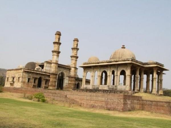 Champaner photos, Kevada Masjid
