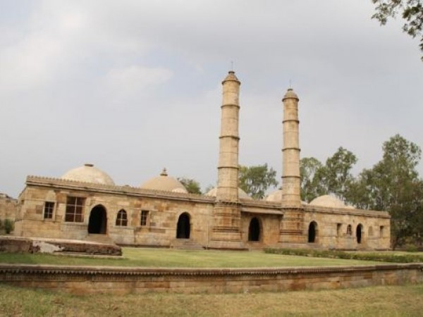 Champaner photos, Sahar ki Masjid