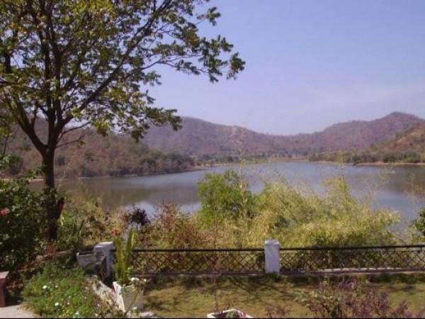 Champaner photos, Dhanpari Eco Campsite