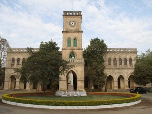 Rajkot photos, Rajkumar College - Front View