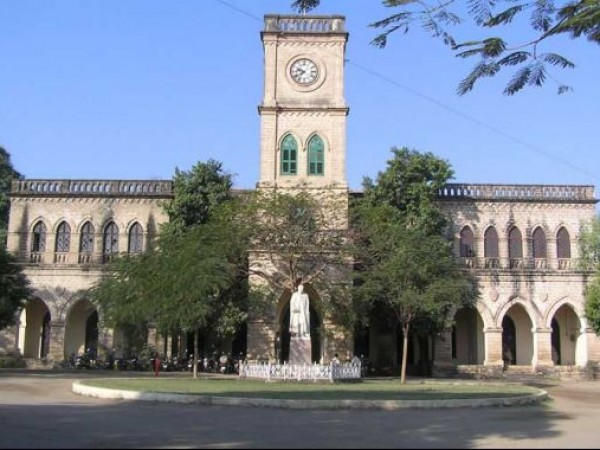 Rajkot photos, Rajkumar College - A morning view