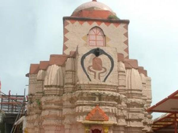 Pavagadh photos, Mahakali Temple - Outside View
