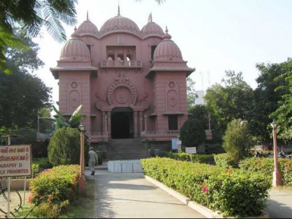 Rajkot photos, Sri Ramkrishna Math - Ashram Building