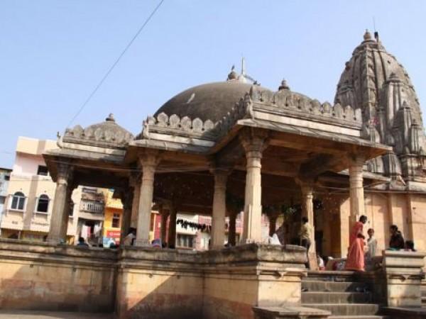 Sardar Sarovar photos, Chandod - Kashivishwanath Temple