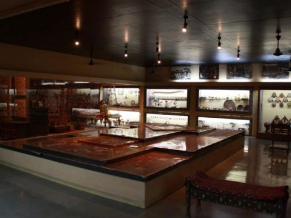 Ahmedabad photos, Shreyas Folk Museum - A Display of Artifacts