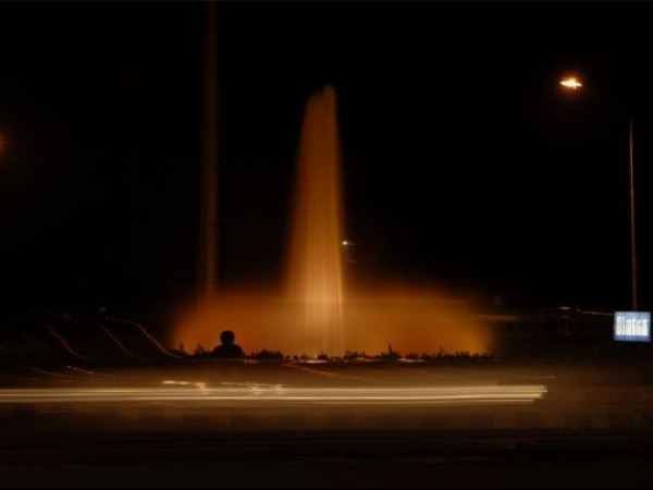 Ahmedabad photos, Science City - A Lone Fountain