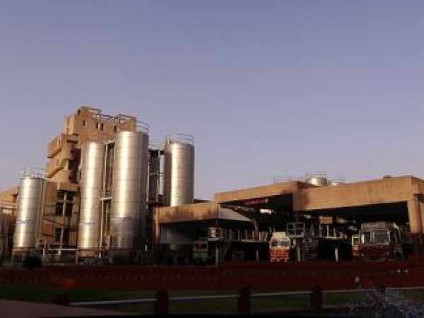 Anand photos, Amul Plant at Anand