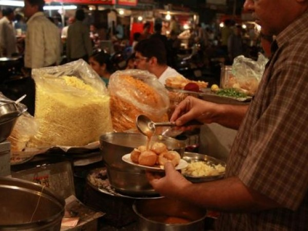 Ahmedabad photos, Manek Chowk - Chaats and Snacks!