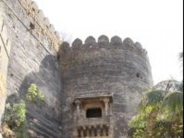 Junagadh photos, Uparkot - Belong to 1st & 4th Century AD