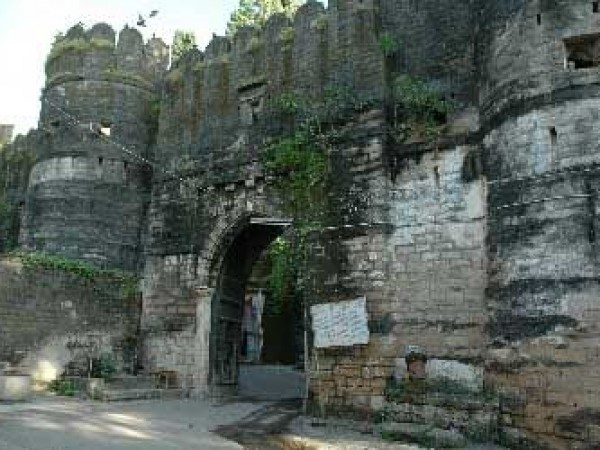 Junagadh photos, Uparkot - Entrance