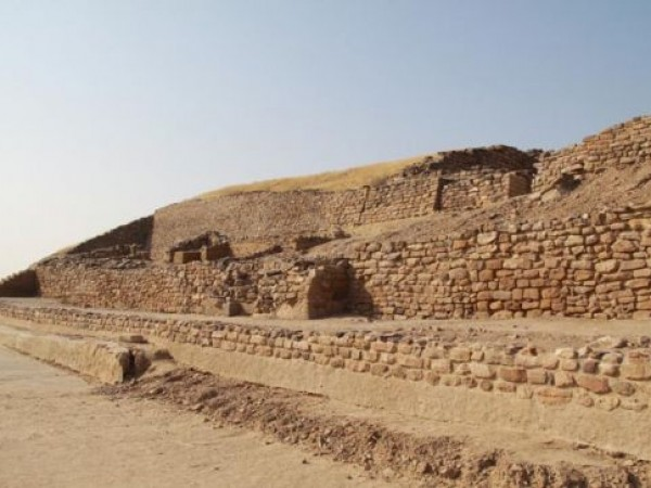 Dholavira photos, Harappan City - A view of the City