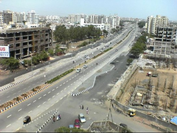 Surat photos, Gaurav path in surat