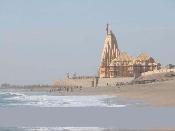 Somnath photos, Somnath Mahadev Temple - Calm Surroundings