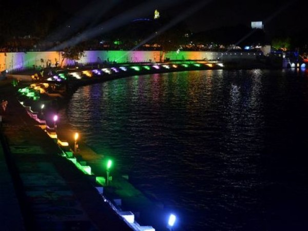 Ahmedabad photos, Kankaria Lake - Carnival