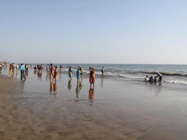 Somnath photos, Somnath Beach - Relax at the Shores