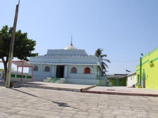 Somnath photos, Mai Puri Masjid - A View