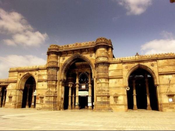 Ahmedabad photos, Jama Masjid