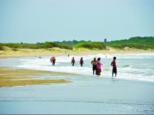 Somnath photos, Ahmedpur Mandvi Beach - Fantastic Picture