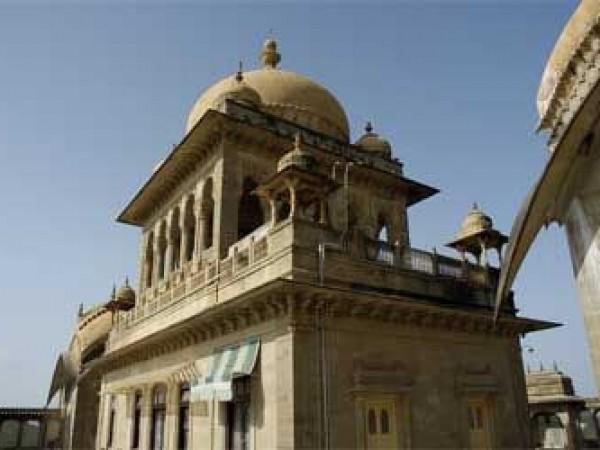 Mandvi photos, Vijay Vilas Palace - A View