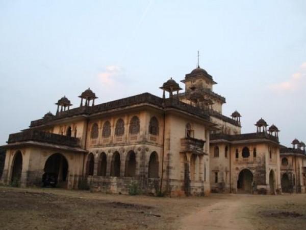 Vadodara photos, Chhote Udepur - Kusum Vilas Palace