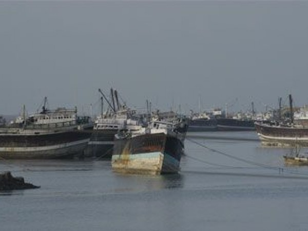 Mandvi photos, Shipbuilding Yard - Ship Building Yard