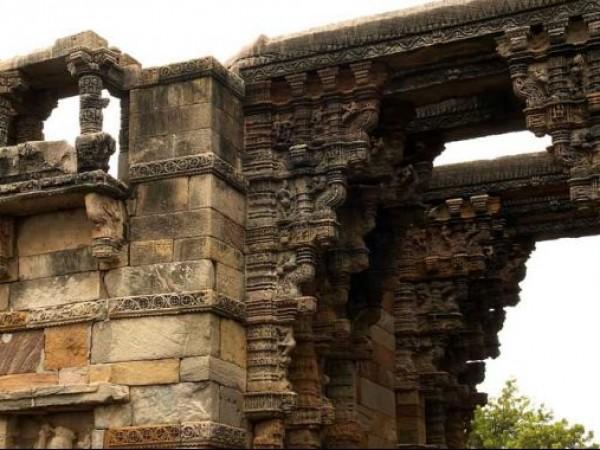 Vadodara photos, Dabhoi - Hindu Gate