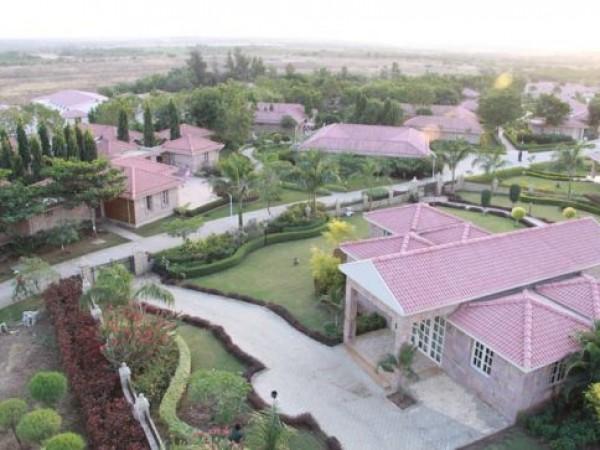 Mandvi photos, Navjivan Nature Cure Centre - Aerial View