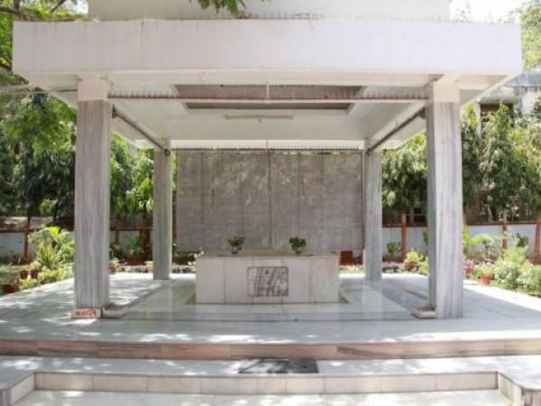 Vadodara photos, Sri Aurobindo Niwas - Marble Structure