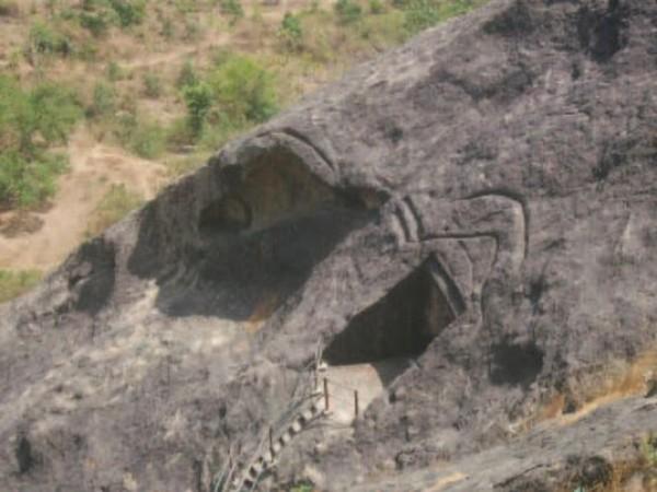 Vadodara photos, Kadia Dungar Caves
