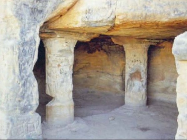 Kutch photos, Siyot Caves - The Caves
