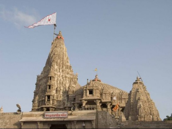 Dwarka photos, Dwarakadhish Temple - Main Shrine