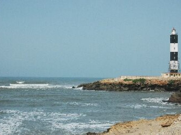 Dwarka photos, Lighthouse