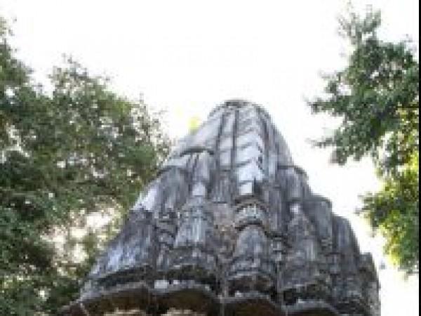 Danta photos, Poshina - The Shiva Temple