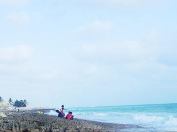 Porbandar photos, Porbandar Beach