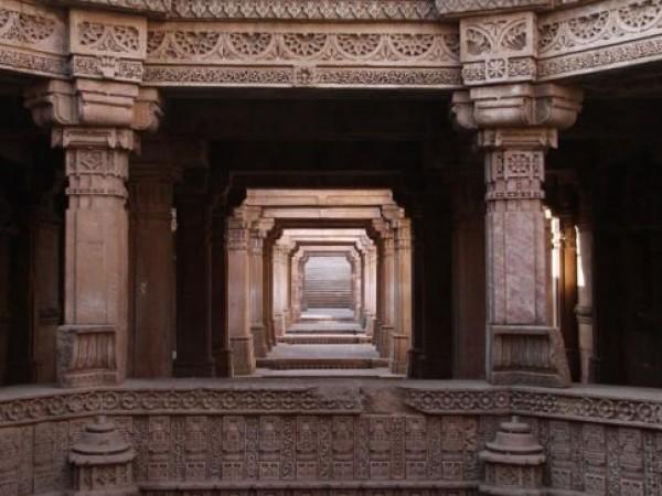 Gandhinagar photos, The Adalaj Step well