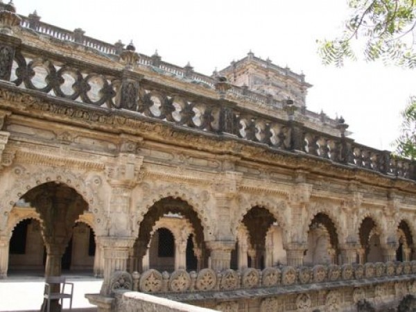 Gondal photos, Navlakha Palace
