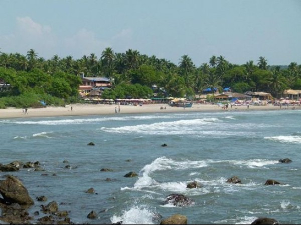Goa photos, Arambol Beach - Simply Picturesque