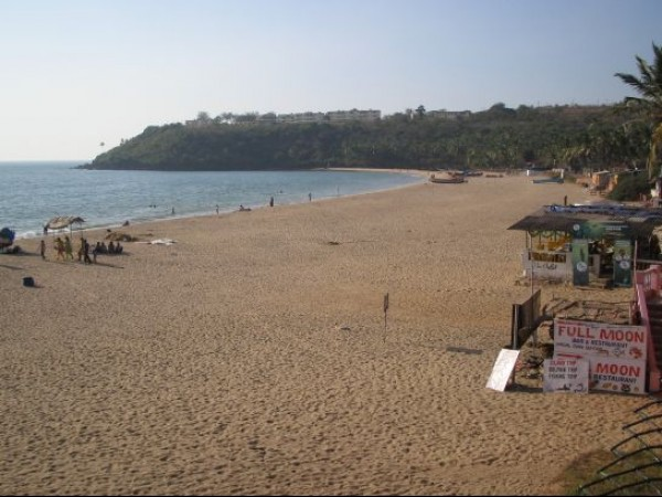 Goa photos, Bogmalo Beach - Tourist around Beach